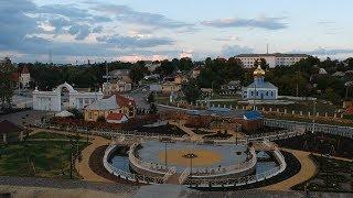 Свято Тростянець 2017 і відкриття оновленого центрального парку.Скорочена версія
