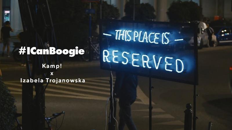 ICanBoogie – Warsaw Secret Gig – KAMP! x Izabela Trojanowska x RESERVED