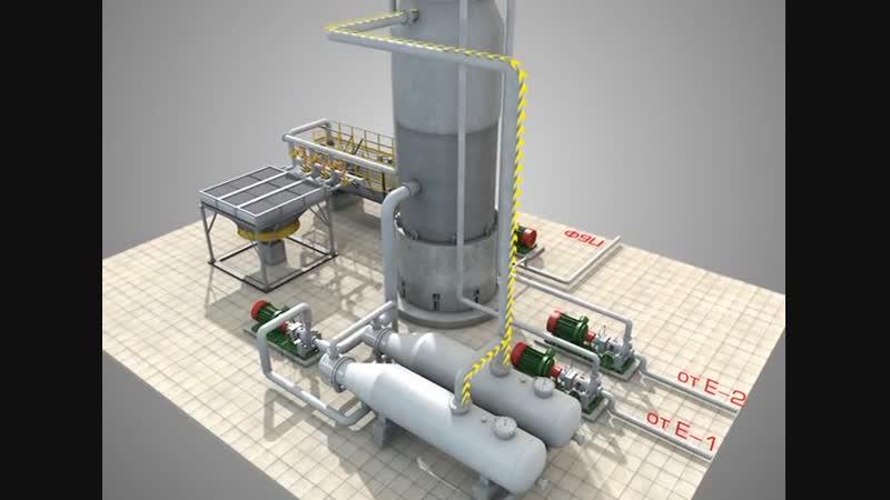 Блок стабилизации бензина