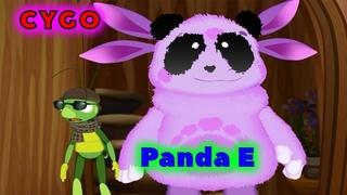 Лунтик Перепел Песню Panda E(CYGO)[Мы бежим как-будто от Гепарда]