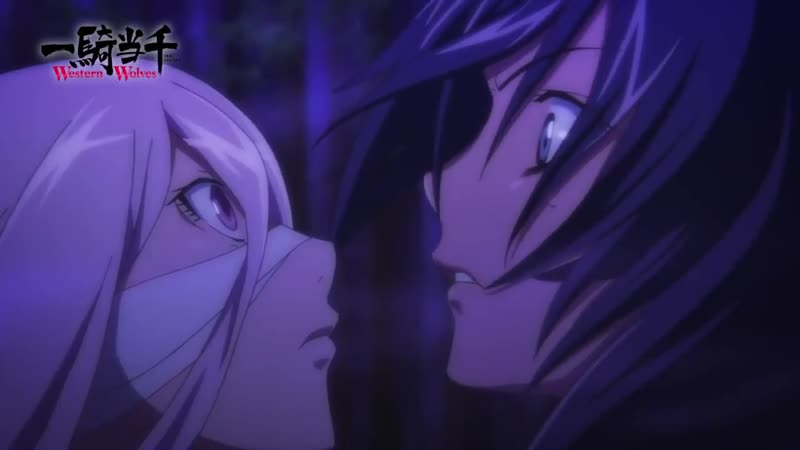 Ikkitousen_ Western Wolves Episode 2 Preview