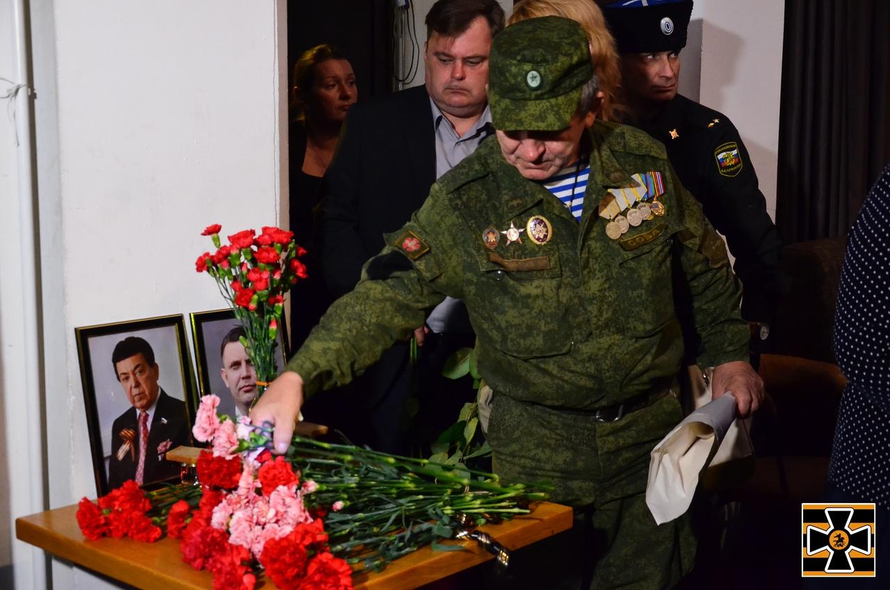 «Я почувствовал, что убили меня. Возмездие будет»: друг Захарченко Сергей Завдовеев поклялся отомстить за убийство «Бати» и сохранить республику
