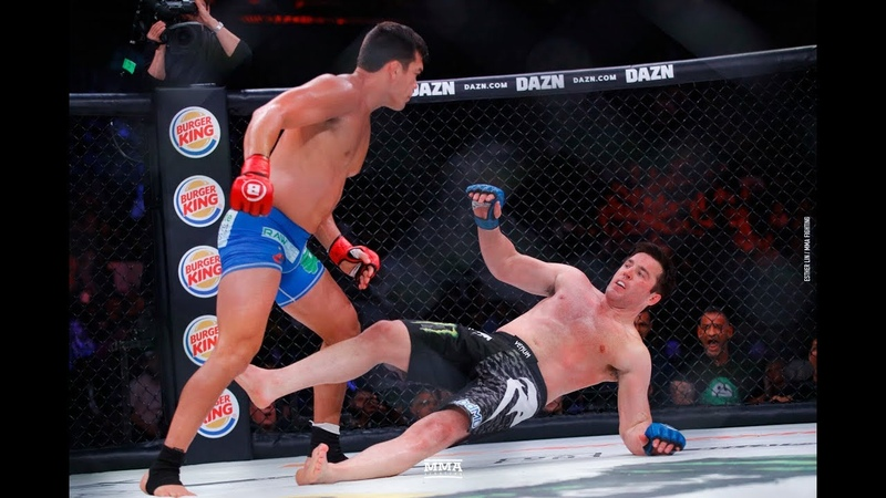 Bellator 222 Highlights Rory MacDonald, Lyoto Machida Get Wins - MMA Fighting