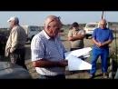 Глава и депутаты с. Самур общаются с работниками ООО Диоген