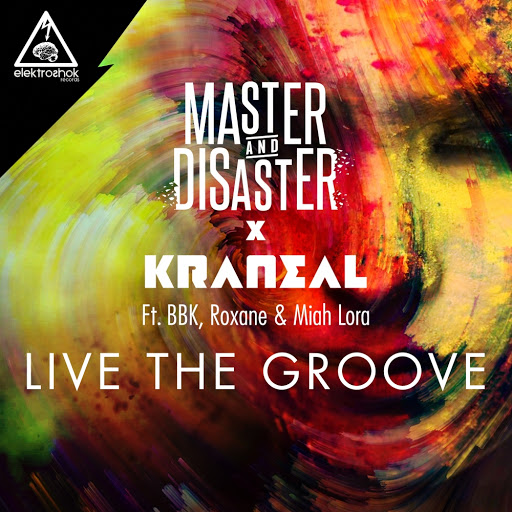 Master альбом Live The Groove