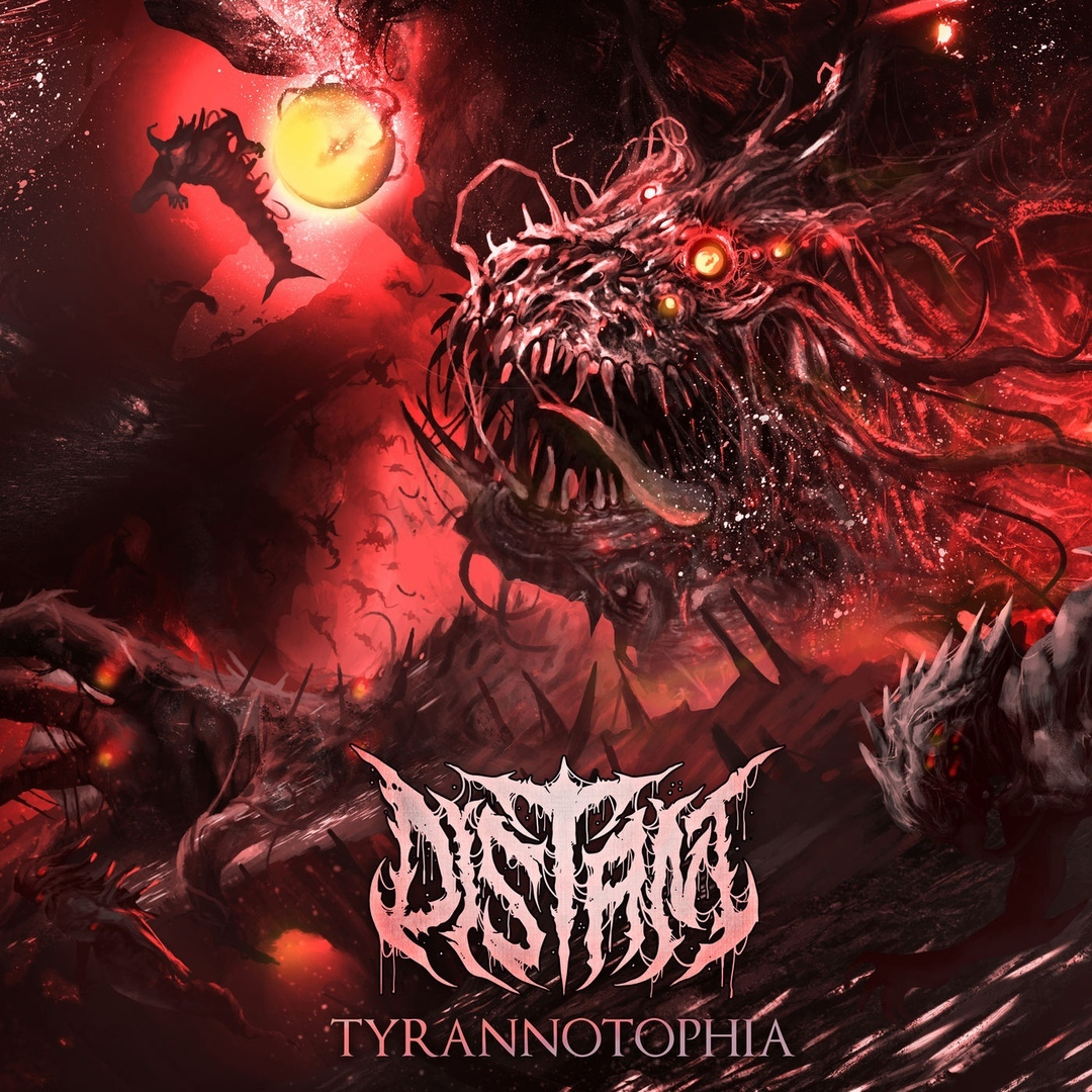 Distant - Tyrannotophia [Single] (2019)