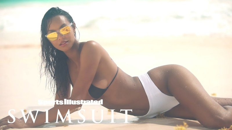 Lais Ribeiro As Youve Never Seen Her! | Compilation | Sports Illustrated Swimsuit