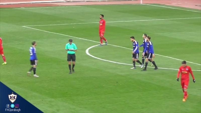 Yoxlama matçı Qarabağ ımız Zirə 2 1