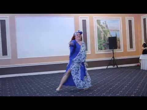 Бессонова Анна (рук. Колесникова Альмира). Фестиваль Eurasia Raks, г. Оренбург, 21.10.2018