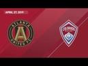 HIGHLIGHTS: Atlanta United vs Colorado Rapids | April 27, 2019