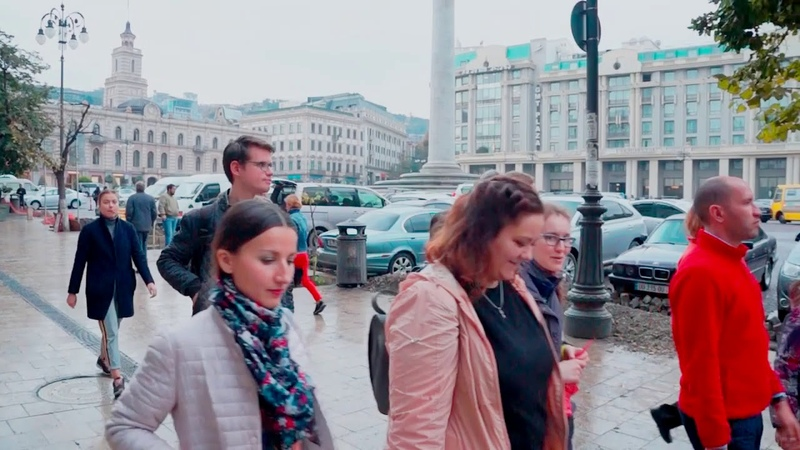 Choral (UrFU, Yekaterinburg) and Fiestalonia Georgia 2018