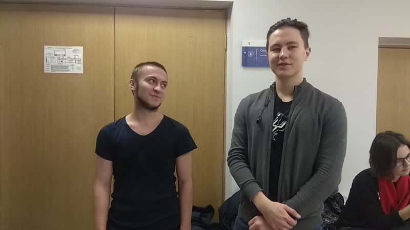 Интервью с Кантемиром Жигуновым (Громодяди)