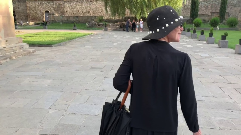 Путешествие в Грузию Мцхета Гид Цицино Часть 1