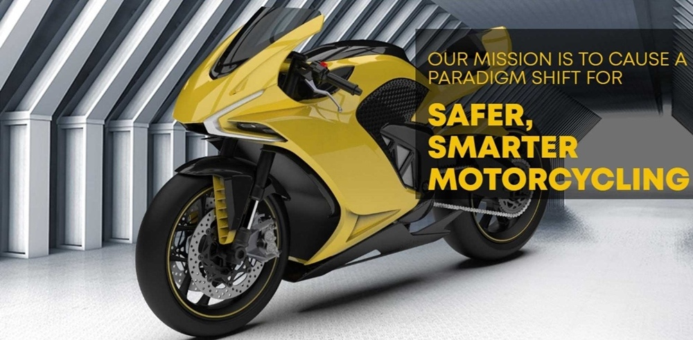 Damon Motorcycles стремятся повысить безопасность мотоциклистов