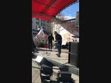 Михаил Задохин и Родион Газманов