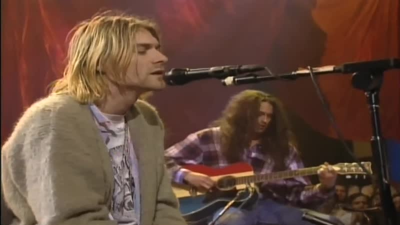 Nirvana - Plateau (MTV Unplugged In New York, Live For MTV At Sony Studios, NYC, USA 18.11.1993)