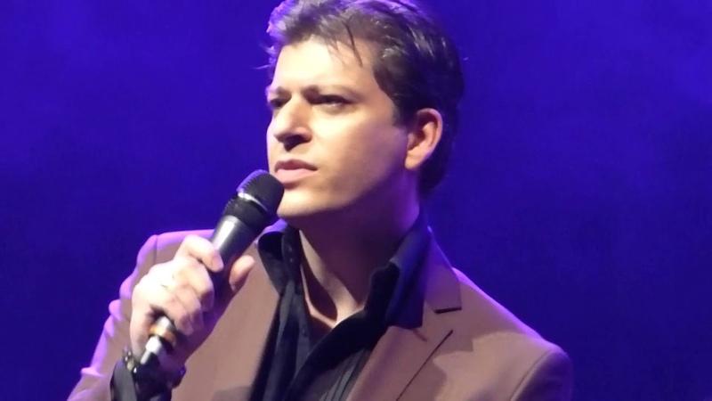 Patrizio Buanne . Indigo at the O2, 12th February 2016