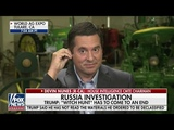 Nunes DOJ &amp MAINSTREAM MEDIA colluded to take out President Trump - 092118