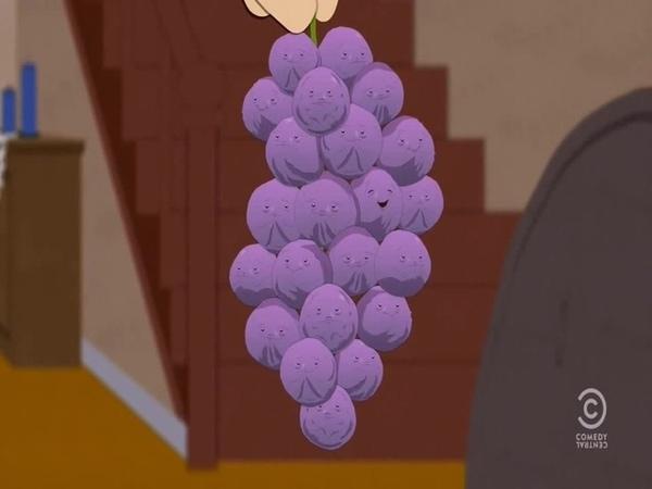Вспоминашки (южный парк) / Member berries (South Park)