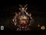 I am Shao Kahn! Konqueror of worlds! You will taste no victory KombatKast