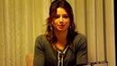 Camila Giorgi intervistata dai suoi tifosi