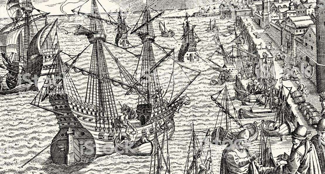 Европейский порт