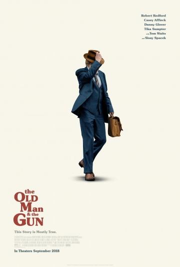 Старик с пистолетом (The Old Man & the Gun) 2018 смотреть онлайн