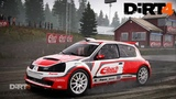 Renault Clio R.S. S1600 RX on g25 Dirt 4 Gameplay