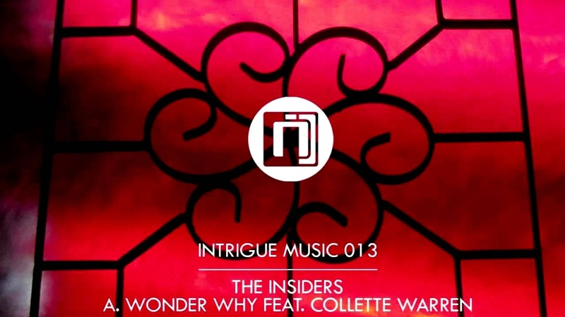 The Insiders feat. Collette Warren - Wonder Why Vocal Drum Bass 2014