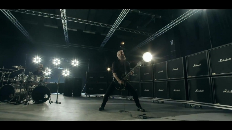 In Flames Rusted Nail Videoclip
