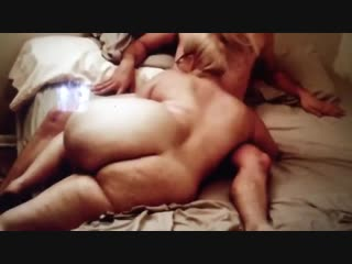 Sexy blonde milf with huge arse gets fucked good