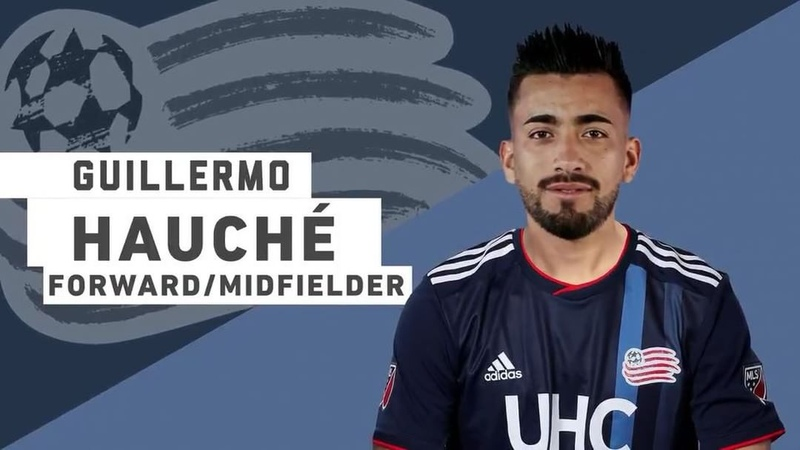 New England Revolution on Instagram 🚨Player Signing🚨 NERevs welcome Guillermo Hauché Check link in bio for more info ""