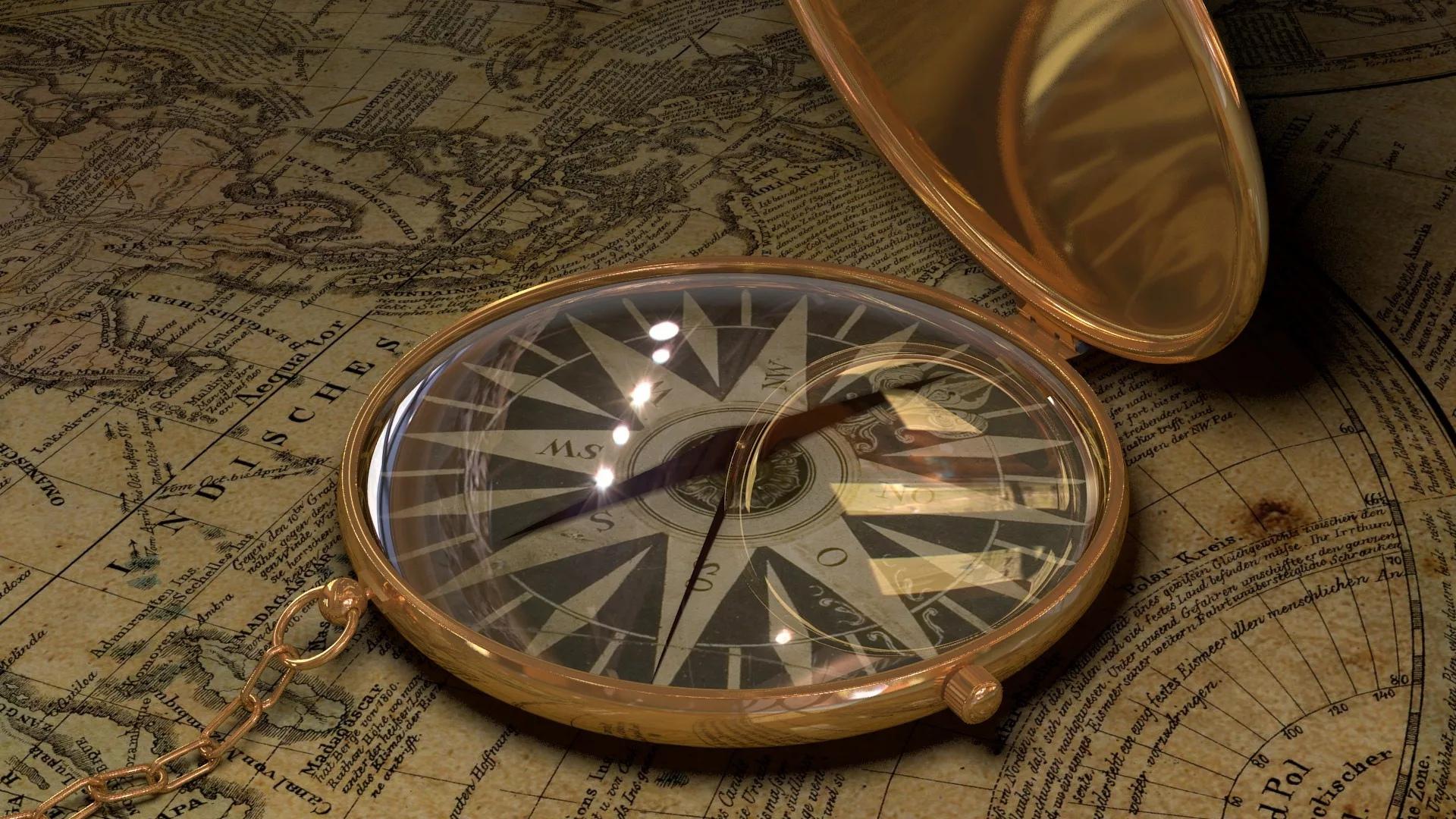 compass - HD1920×1080