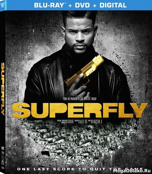 Суперфлай / Superfly (2018/BDRip/HDRip)