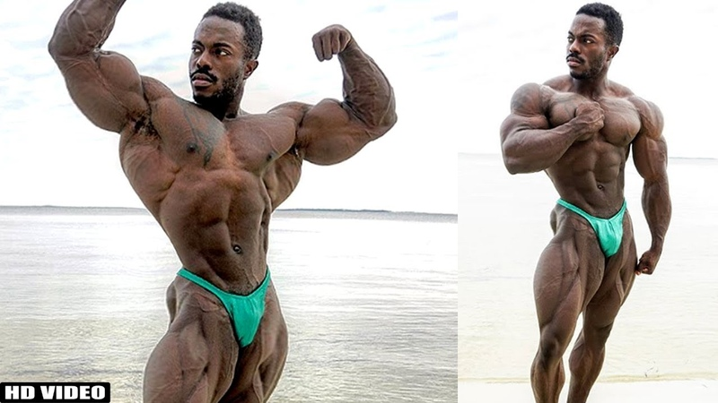 Majestic Physique | Terrence Ruffin IFBB Classic Physique Pro