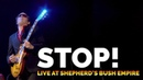 Joe Bonamassa Stop! Tour De Force Live at Shepherds Bush Empire