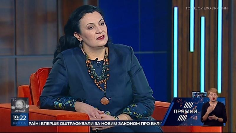 Україна є серйозним донором європейської та трансатлантичної безпеки - Іванна Климпуш-Цинцадзе