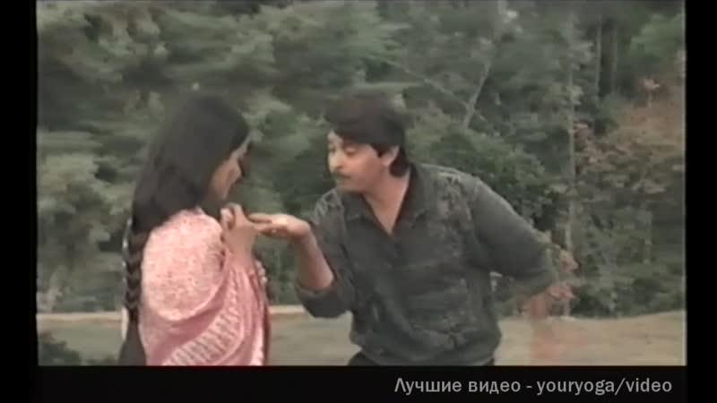 Прекрасная песня из индийского фильма Жажда мести