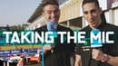 Taking The Mic Marrakesh Formula E Drivers React To Last Years Race!