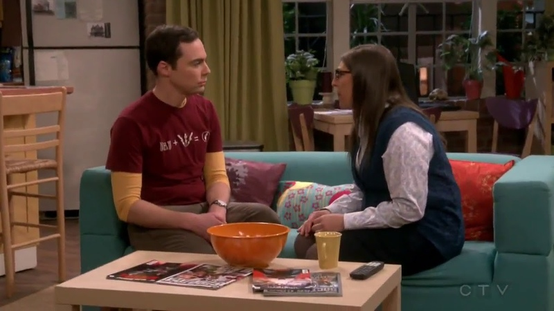 TBBT 11X08 Sheldon Cares Too Much About People The Big Bang Theory Season 11 Episode 8