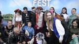 Folk Summer Fest 2016 Гусь-хрустальный,Фолк Саммер Фест FSF Нейромонах Феофан притоптал)