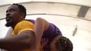 Cinza Ponta Laranja troca de cordas em Belgorod 2019 AXE Capoeira