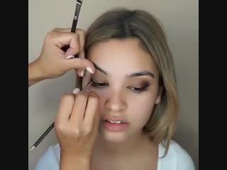 макияж на 100 баллов