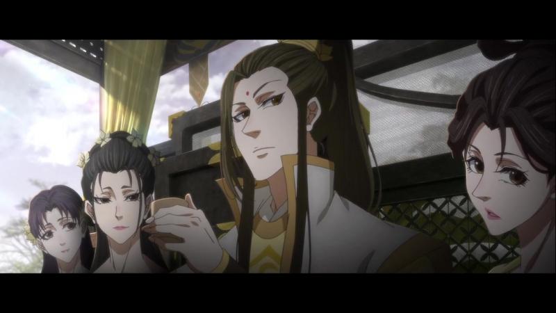 Магистр дьявольского культа Mo Dao Zu Shi 13 из 15 серий серия русская озвучка многоголоска AniMaunt.ru