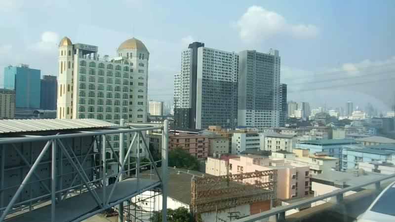 По дорогам Таиланда. Бангкок