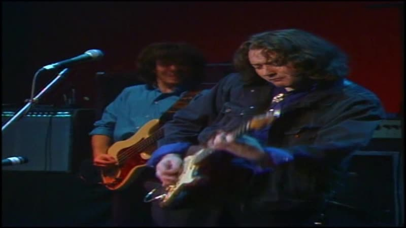 Rory Gallagher -- Tattood Lady (Live At Cork)
