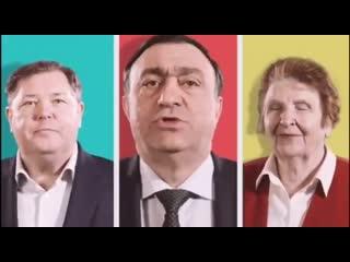 Кандидаты от ЕР зачитали рэп