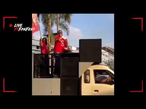 Petistas fazem gestos de Facadas para Equipe de Bolsonaro! Por quê Veja!
