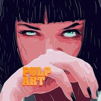 pulp art 80-90-00-10s