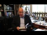 #читаемтургенева Журналист и телеведущий Владимир Познер читает «Асю»